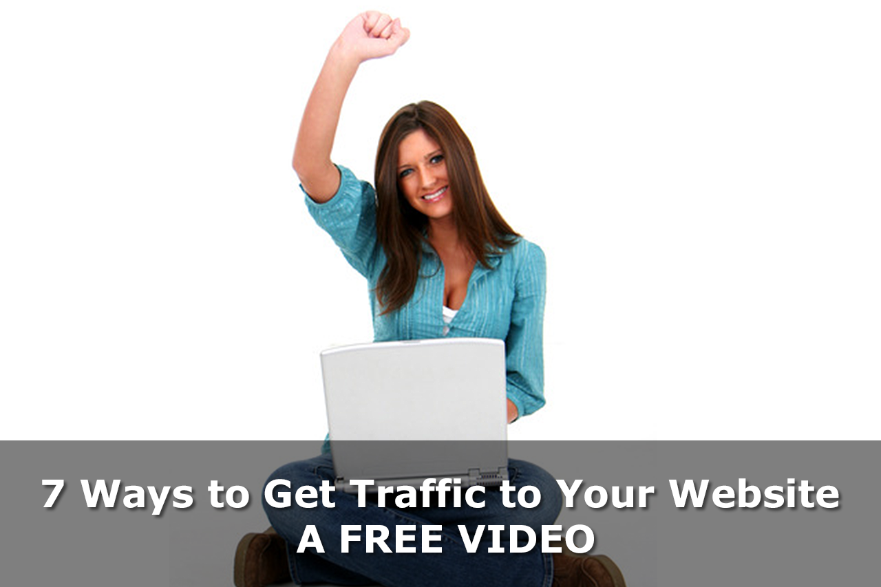 7 free ways to get traffic to your website